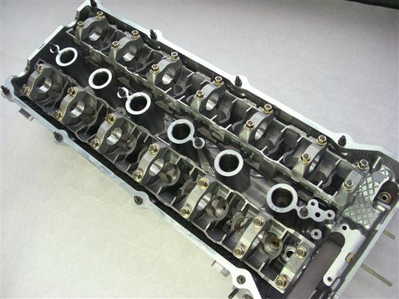 Bmw M52 M54 Zylinderkopf Inkl Lagerleisten Neu Ovp 4 Ebay