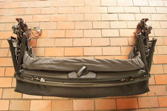 bmw e36 cabrio verdeck halbautomatisch schwarz 9 ebay. Black Bedroom Furniture Sets. Home Design Ideas