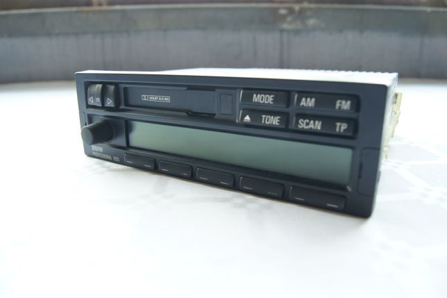 bmw e36 radio professional rds gebraucht 1 ebay. Black Bedroom Furniture Sets. Home Design Ideas