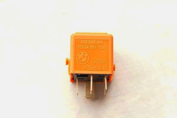 bmw e36 asc relais orange relais 1366646 10 ebay. Black Bedroom Furniture Sets. Home Design Ideas