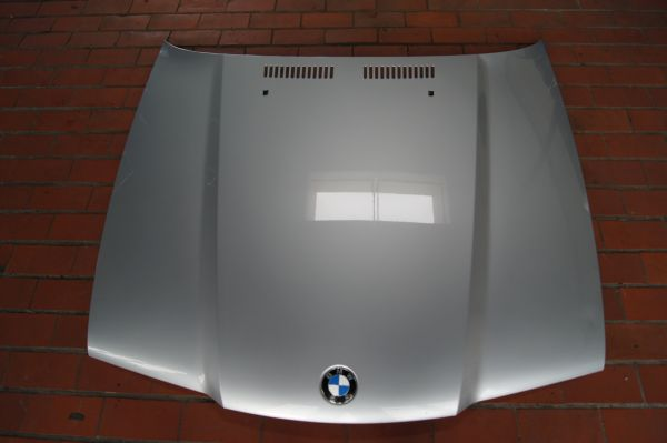 bmw e36 coupe cabrio motorhaube arktissilber 309 ebay. Black Bedroom Furniture Sets. Home Design Ideas